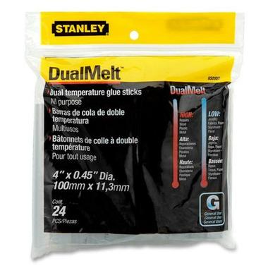 Stanley-Bostitch Dual Temperature Glue Stick