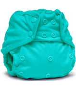 Kanga Care Rumparooz One Size Cloth Diaper Cover Snap Closure Peacock