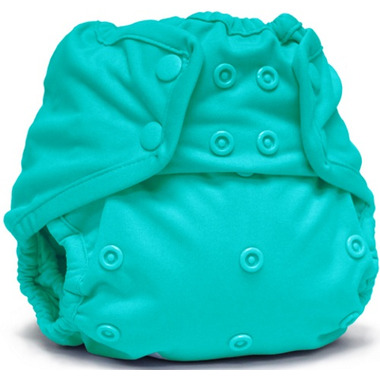 Kanga Care Rumparooz One Size Cloth Diaper Cover Snap Closure Peacock
