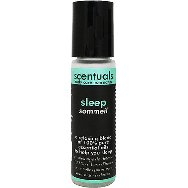 Scentuals 100% Pure Essential Oil Aromatherapy Roll-On