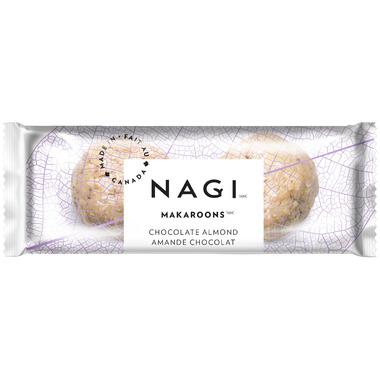 NAGI Makaroon Energy Balls Chocolate Almond