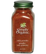 Poudre de Chili Simply Organic