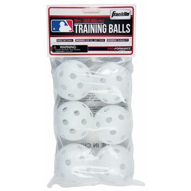Franklin Sports MLB Plastic Training Balls