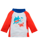 ZOOCCHINI Rash Guard Deep Sea Mates