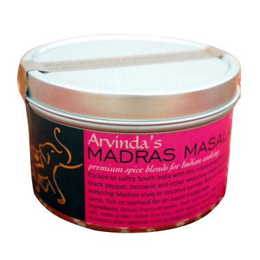 Arvinda\'s Madras Masala