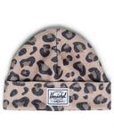 Herschel Supply Baby Beanie Leopard Print