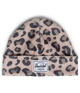 Herschel Supply Baby Beanie Imprimé léopard