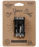 Gentlemen's Hardware Bike Mini Multi Tool