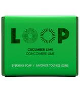 LOOP Cucumber Lime Soap