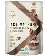 Living Intentions Superfood Cereal Cacao Crunch