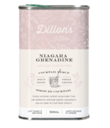 Dillon's Small Batch Distillers Niagara Grenadine