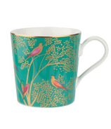 Sara Miller London Portmeirion Coffee Mug Green
