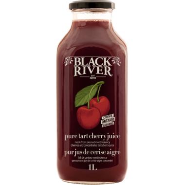 Black River 100% Juice Pure Tart Cherry