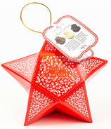 Galerie Au Chocolat Holiday Star Ornament