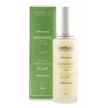 Scentuals Radiance Facial Cleanser