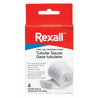 Rexall Tubular Gauze