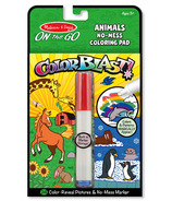 Melissa & Doug Colour Blast Animals