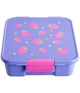 Little Lunch Box Co Bento Three Strawberry
