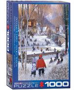 Eurographics Casse-tête Saison de hockey par Douglas R. Laird