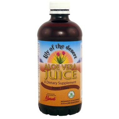 Lily of the Desert Inner Fillet Aloe Vera Juice