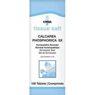 UNDA Calcium Phosphoricum 6X Tissue Salt