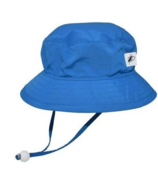 Puffin Gear Solar Nylon Camp Hat Classic Blue