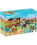 Playmobil Spirit Riding Arena with Lucky & Javier