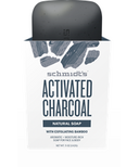 Schmidt's Activated Charcoal Natural Bar Soap