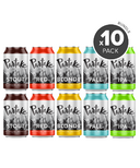 Partake Brewing Nonalcoholic Craft Beer Variety Bundle