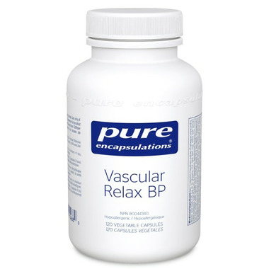 Pure Encapsulations Vascular Relax BP