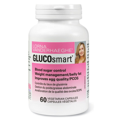 Smart Solutions Lorna Vanderhaeghe GLUCOsmart with Chirositol