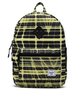 Herschel Supply Heritage Youth Backpack Neon Grid Highlight