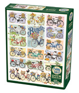 Cobble Hill Bicycles Puzzle
