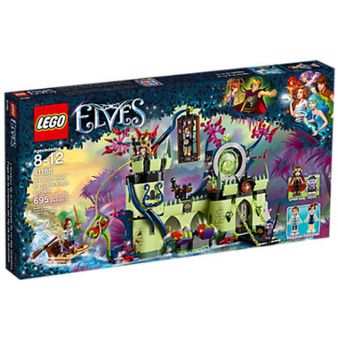 LEGO Elves Breakout from the Goblin King\'s Fortress