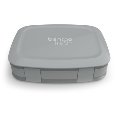 Bentgo Fresh Leak-Proof Bento Lunch Box Gray