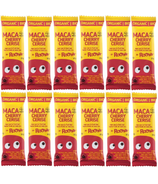 Roobar Maca Cherry Bars Bulk Pack