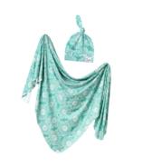 Copper Pearl Jane Chapeau pour nouveau-né et couverture d'emmaillotage