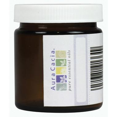 71c83556a601 Aura Cacia Amber Glass Jar
