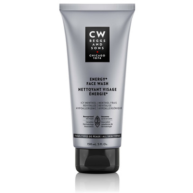 CW Beggs and Sons Energy + Face Wash All Skin Types