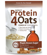 PEScience Protein 4Oats Maple Brown Sugar