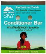 Mountain Sky Amla Sandalwood Conditioner Bar