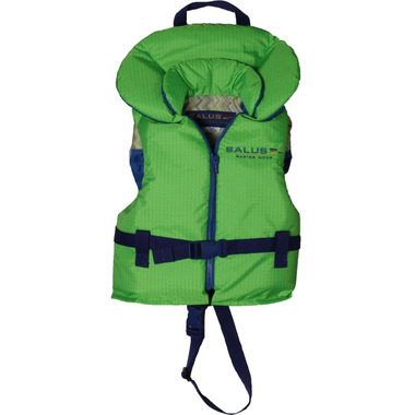 Salus Marine Nimbus Child Vest Lime