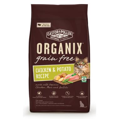 Castor & Pollux Organix Grain Free Chicken & Potato Cat Food