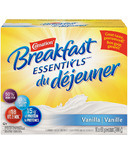 Carnation Breakfast Essentials Vanilla Powder Drink Mix