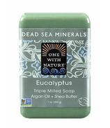 One With Nature Eucalyptus Bar Soap