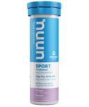 Nuun Hydration Sport Grape