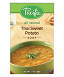 Pacific All Natural Thai Sweet Potato Soup