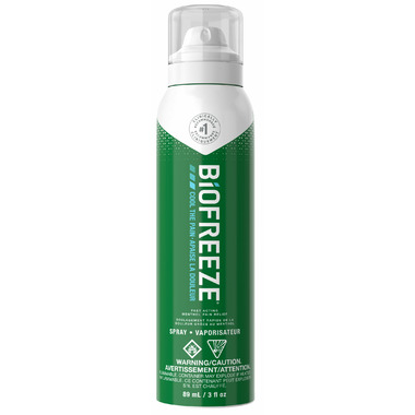BioFreeze Fast Acting Menthol Pain Relief Spray
