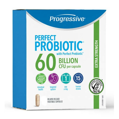 Progressive Perfect Probiotic 60 Billion