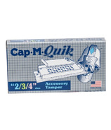 NOW Foods Cap M Quik 2,3&4 Size Accessory Tamper